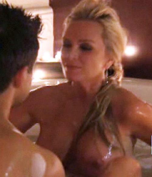 Gretchen rossi nude uncensored